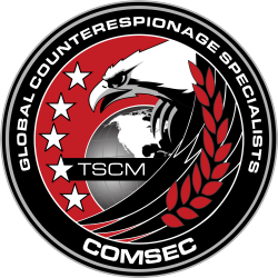 Comsec Global Counterespionage Specialists